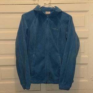 Columbia Zip Up Jacket